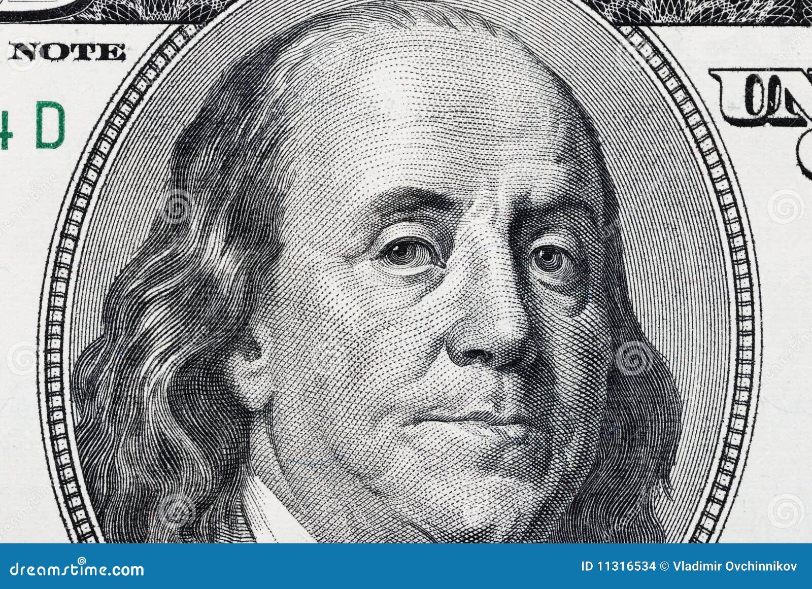 Portrait Franklin-Benjamin