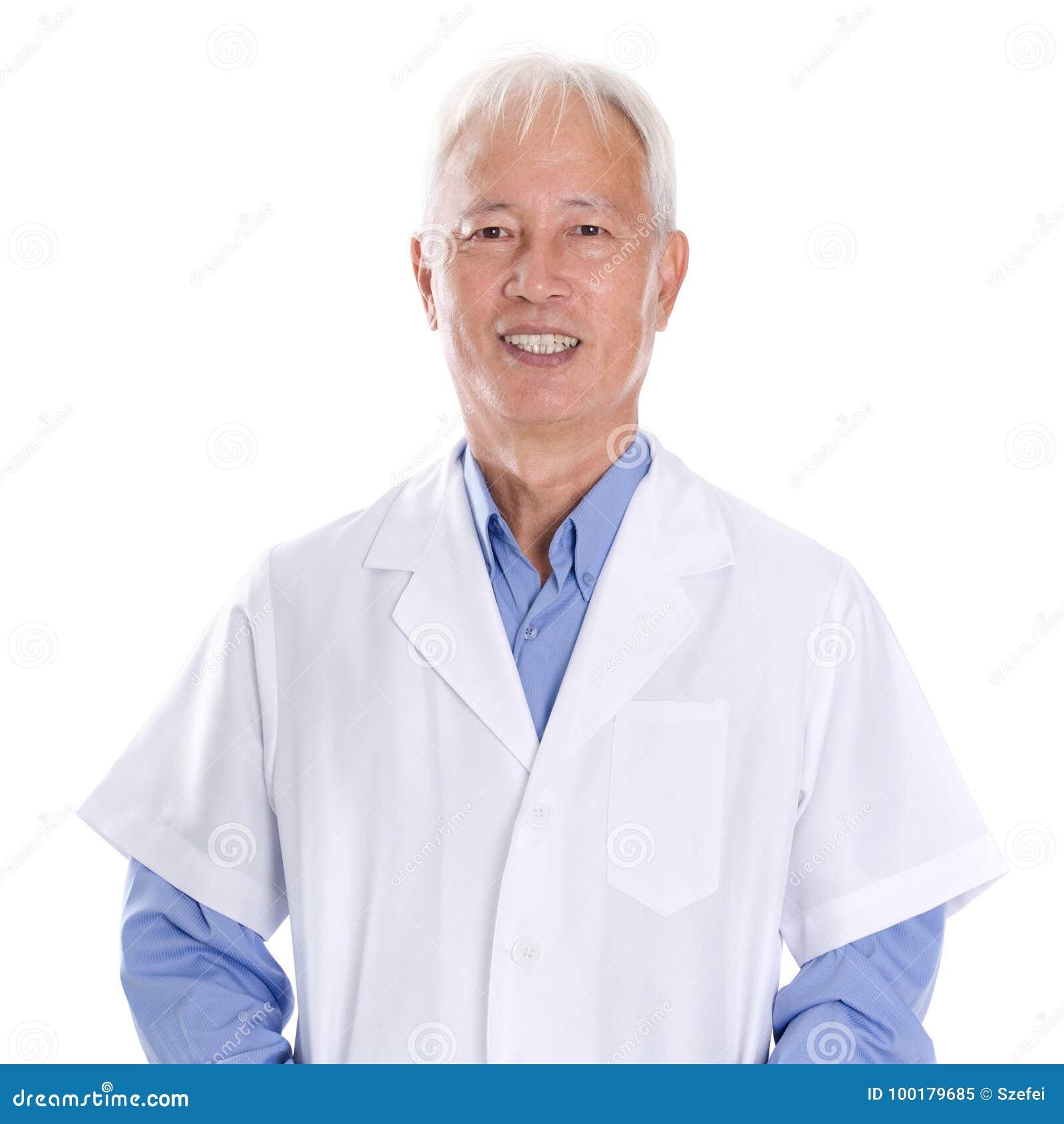 coat lab uniform in Asian