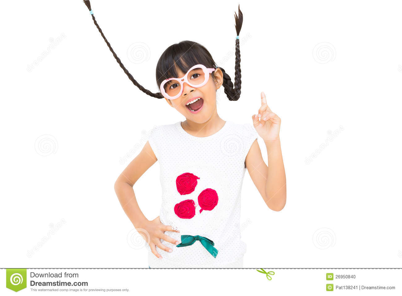 Asian pigtail thumbs