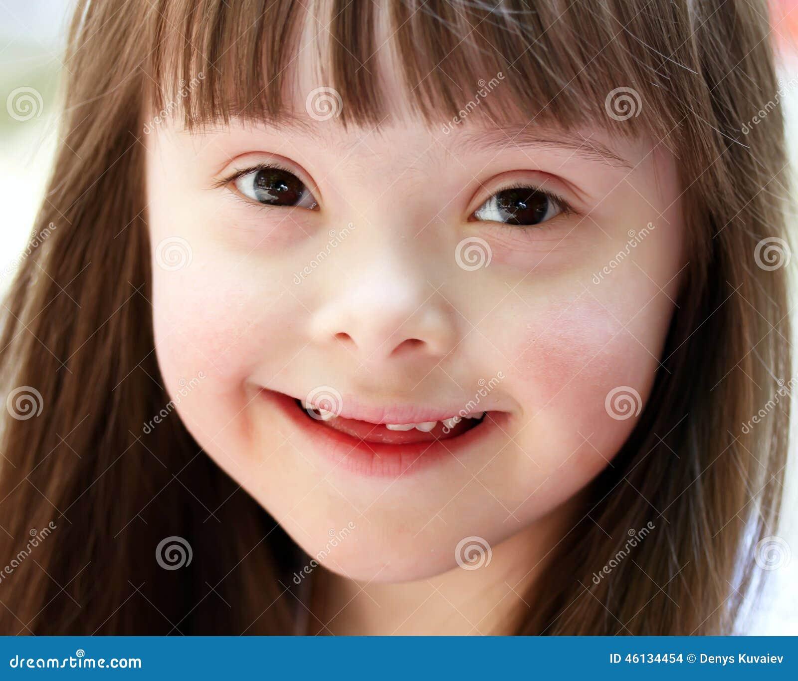 Naked cute little girl-8113
