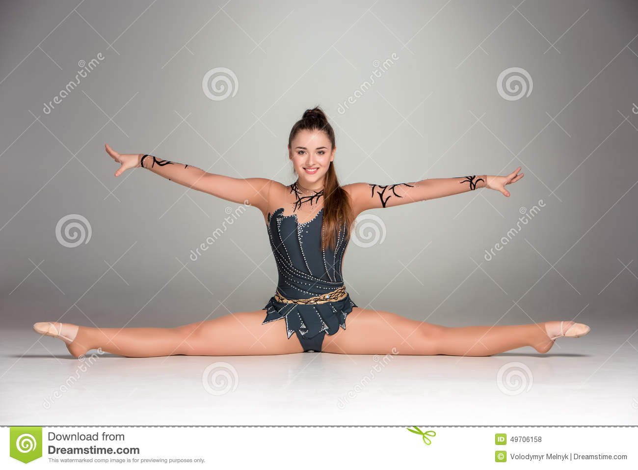 teen gymnastics photo