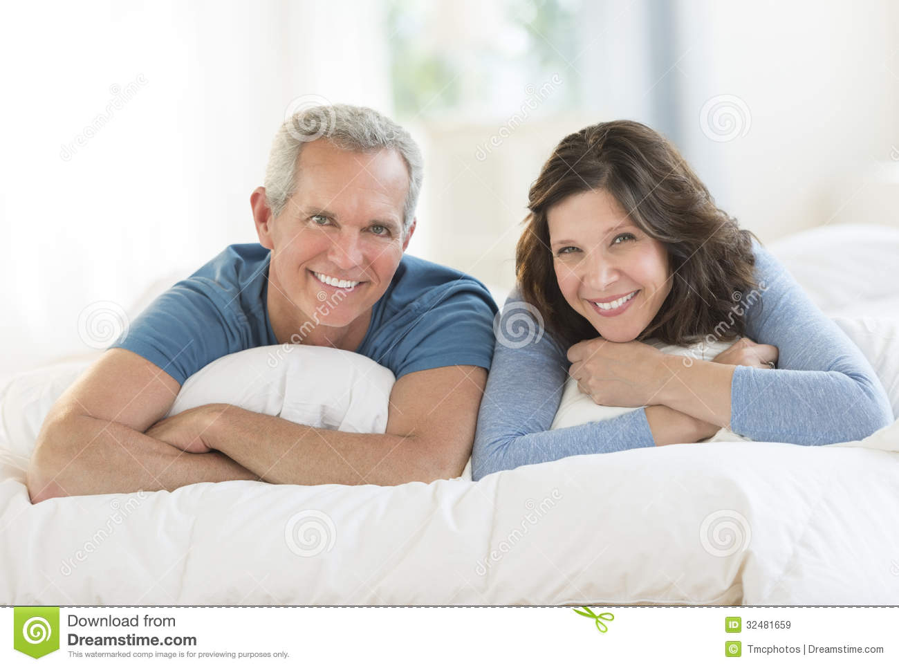 Husband Pillow On Bed