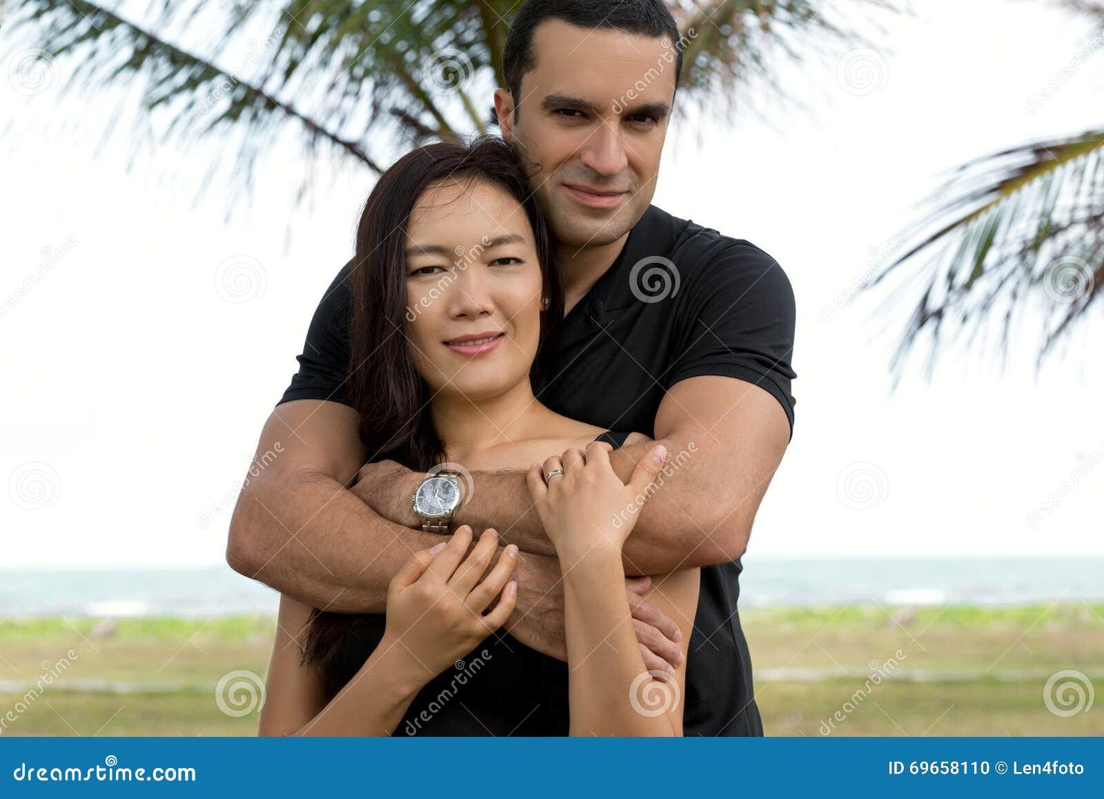 interracial couples Outdoor