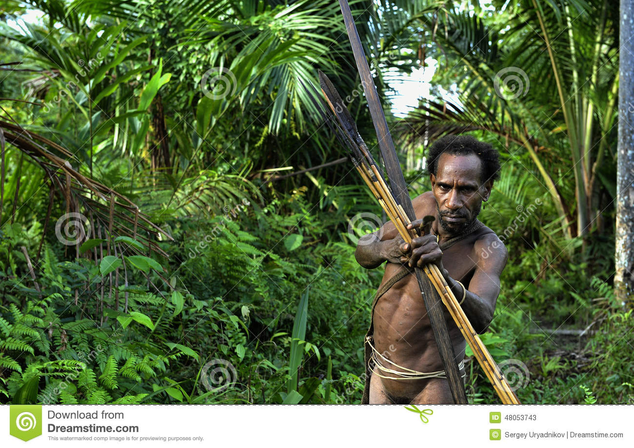 korowai tribe from new guinea essay