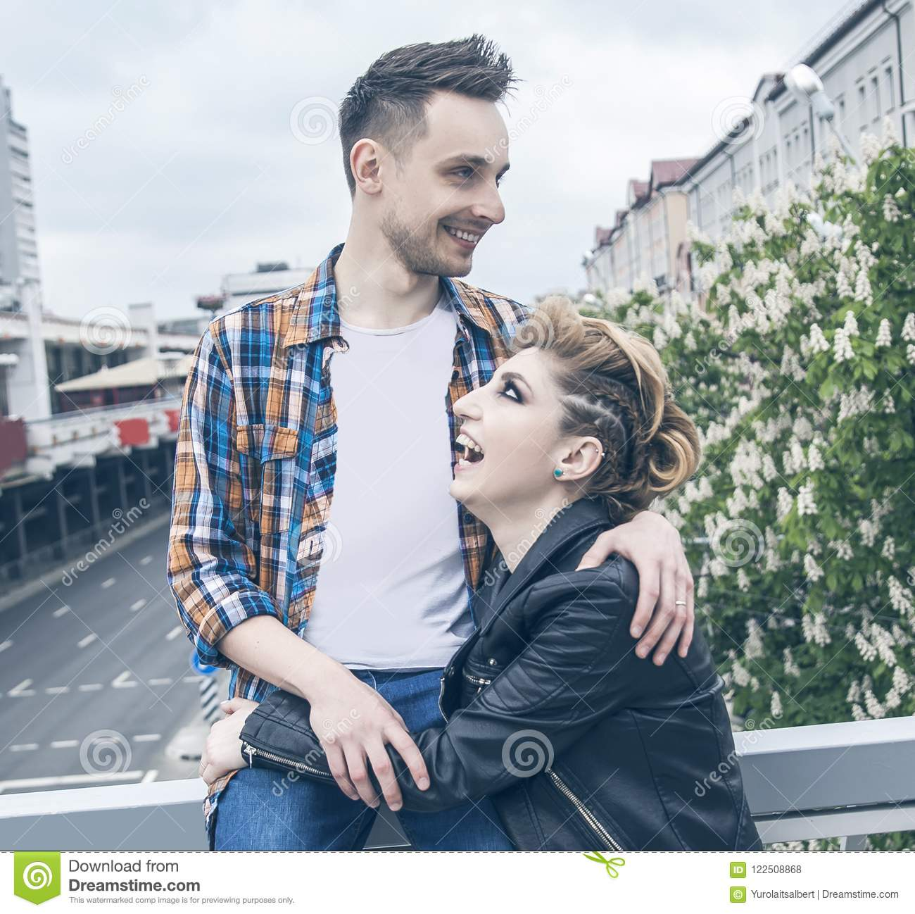 Dating in a big city