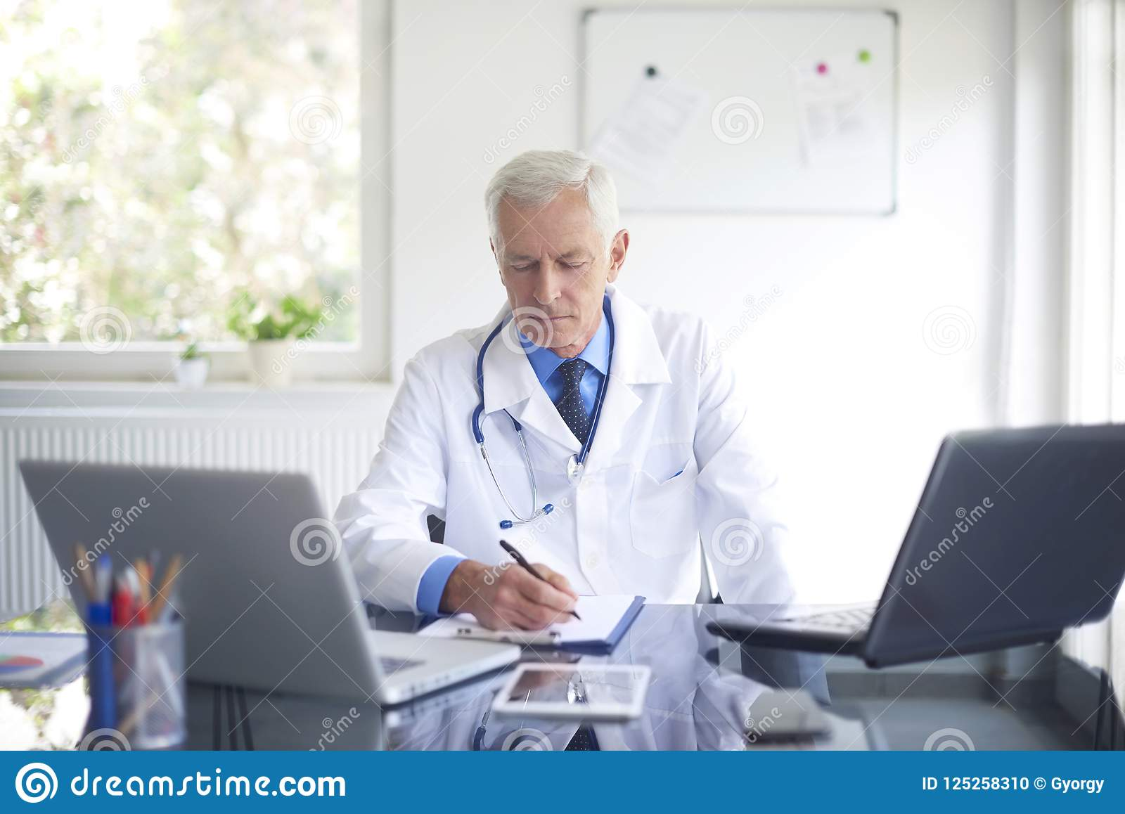 male doctor specialist
