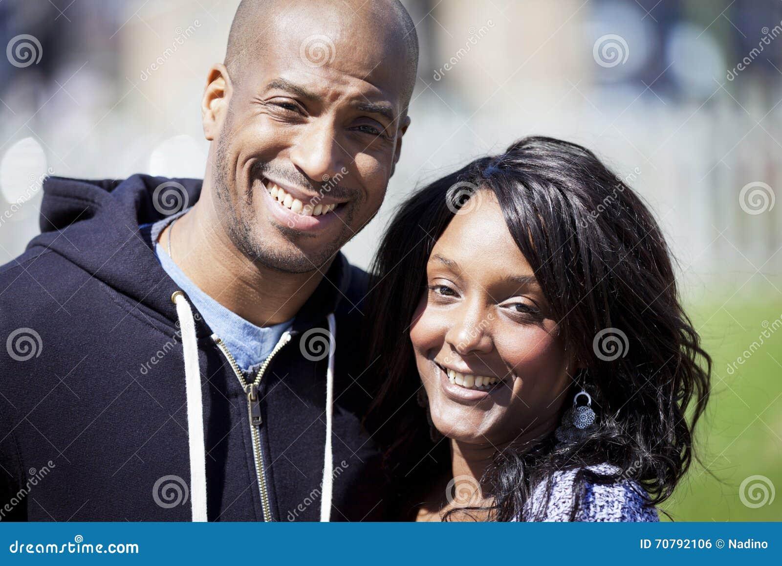 Adult black mature