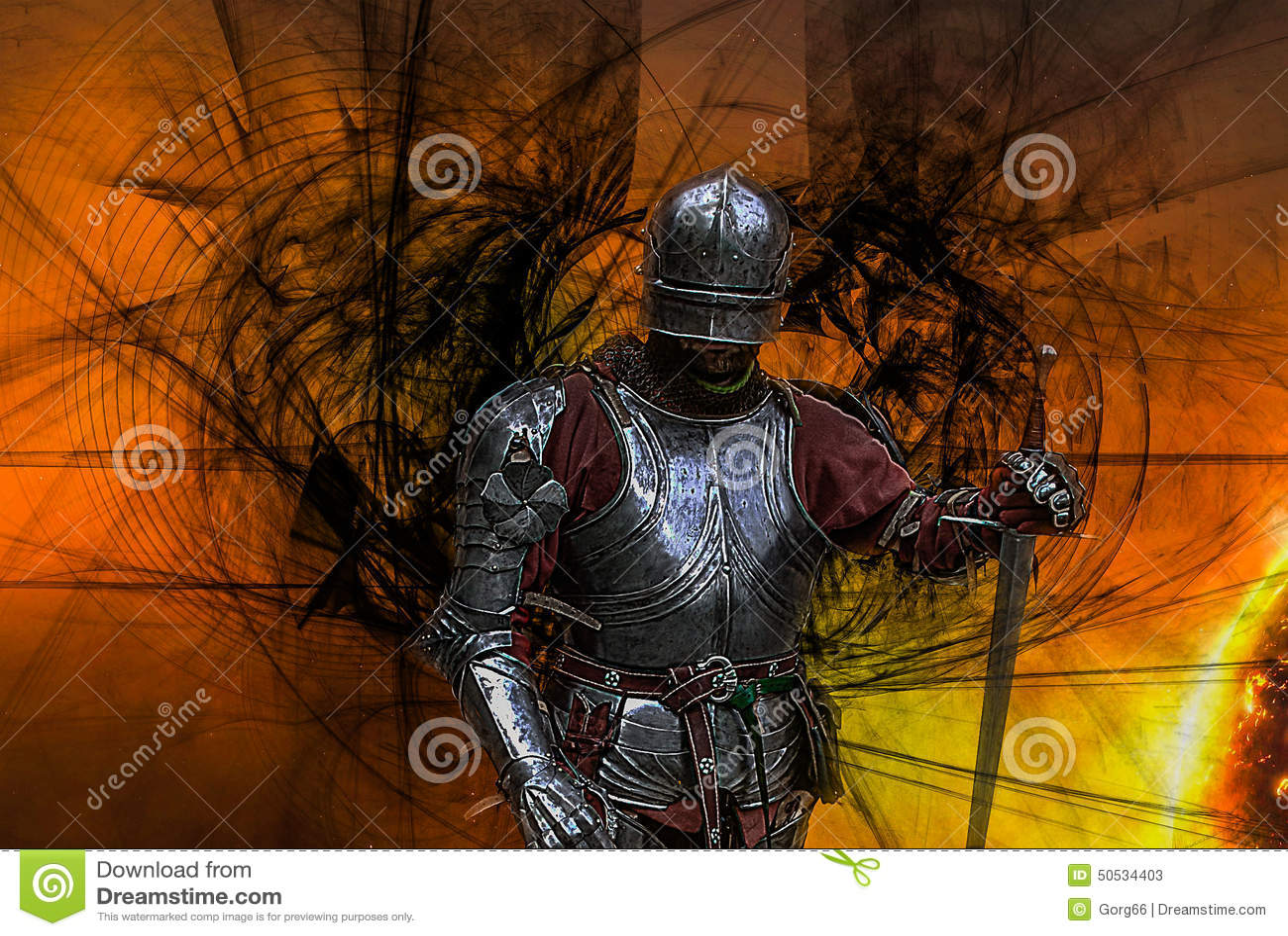 Portrait medieval