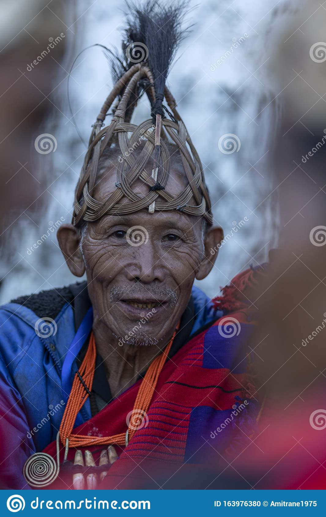 Naga man