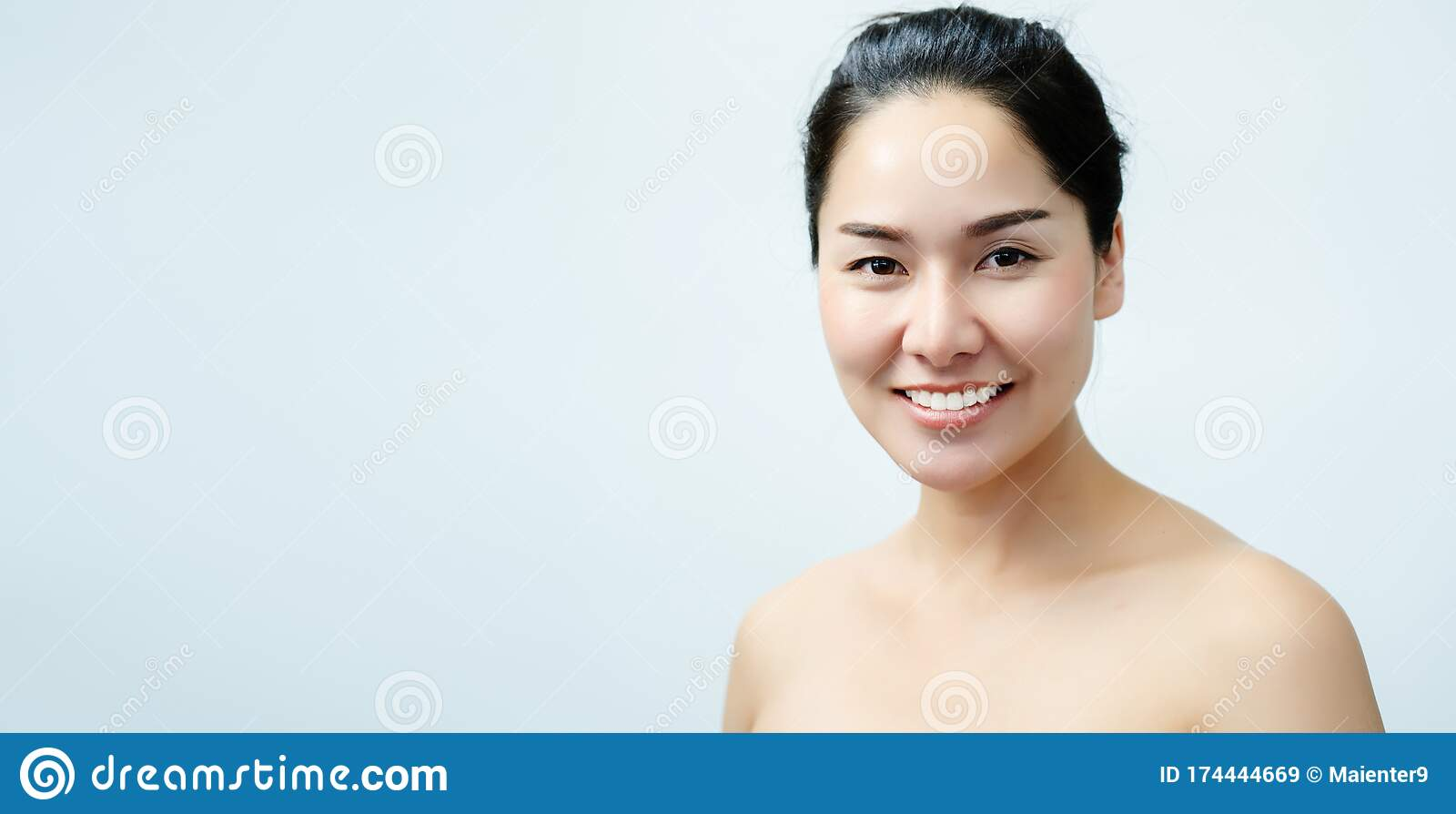 Fashion Model Beautiful Nude Girl In White Shirt Looking At The Stock Image - Image of caucasian