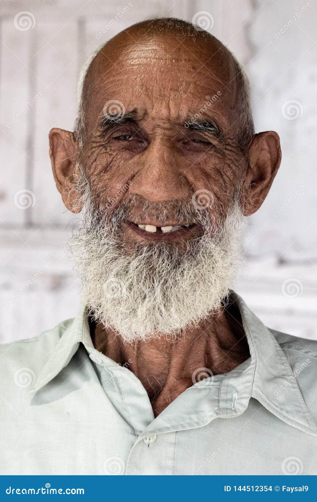 Old man pakistani