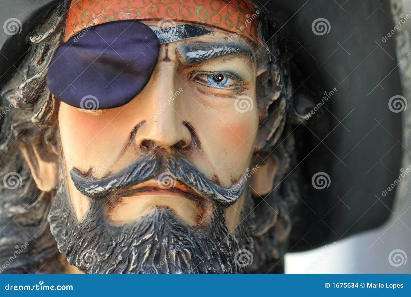 Portrait of a Pirate