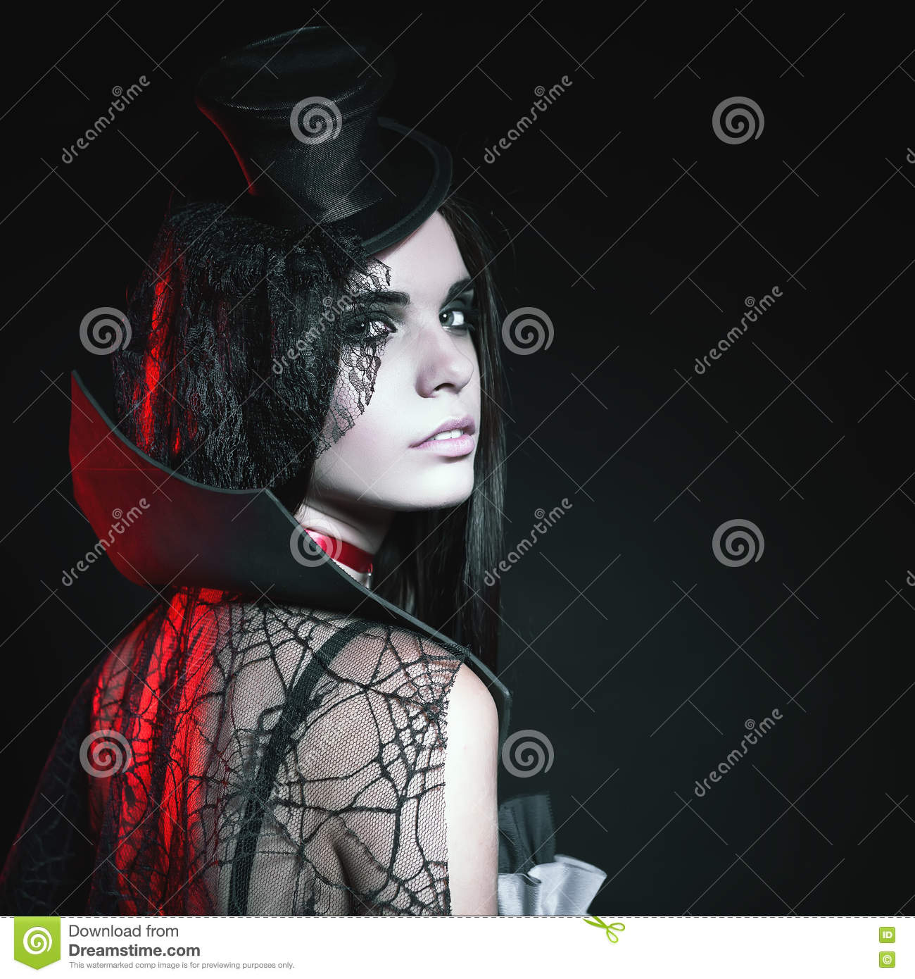 Topic, very Hot vampire goth girl have hit
