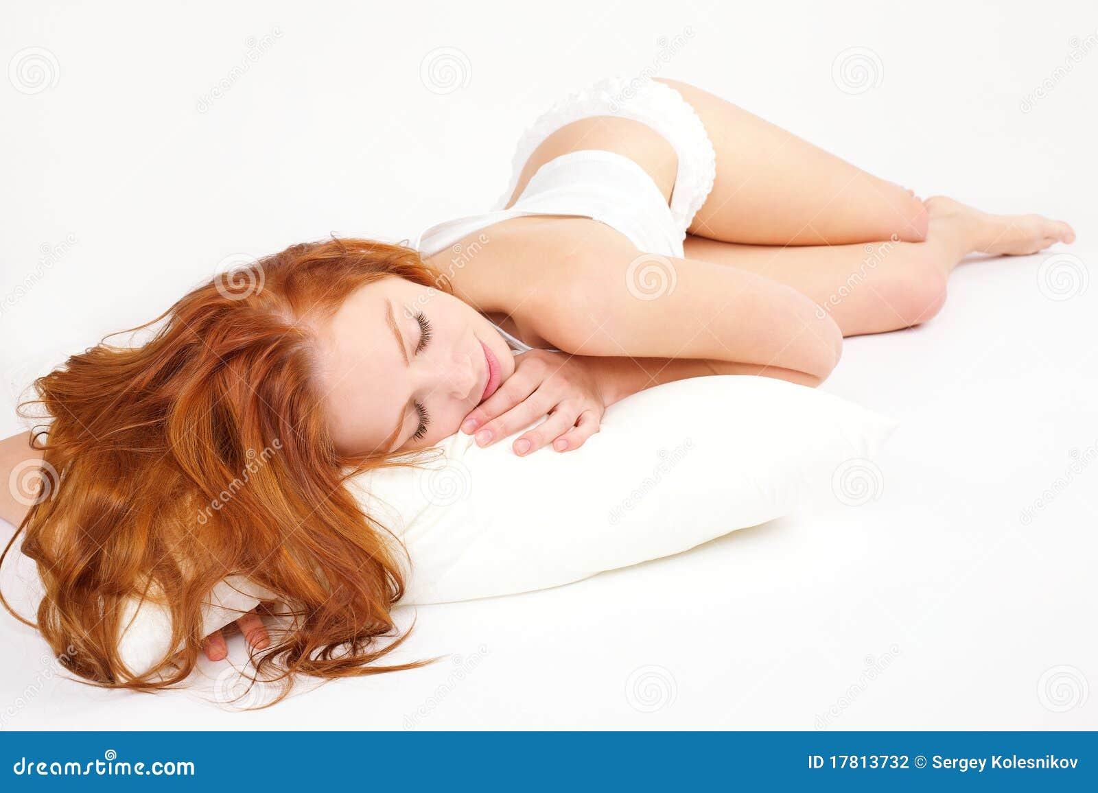 Doesn't matter! sleeping redhead pics were