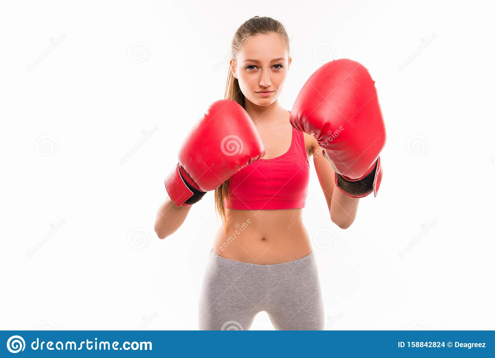 Boxing sexy Female Boxing