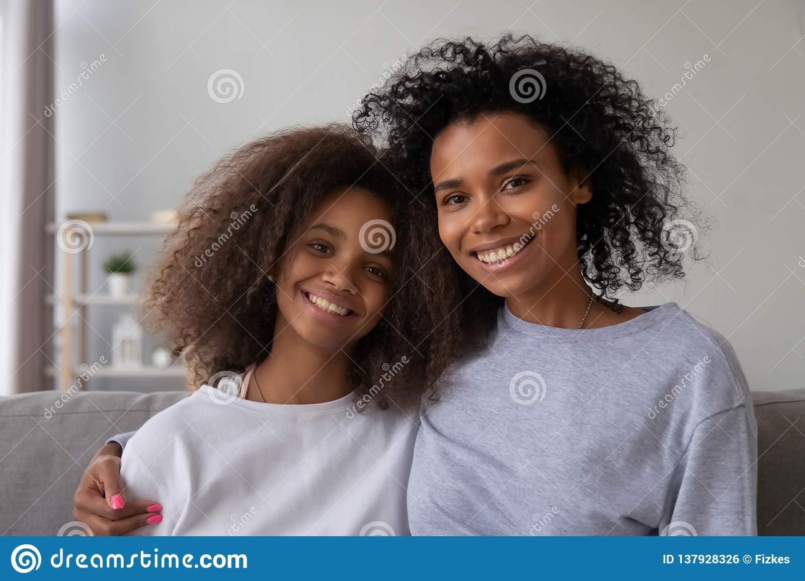 Black Stepdad Black Daughter