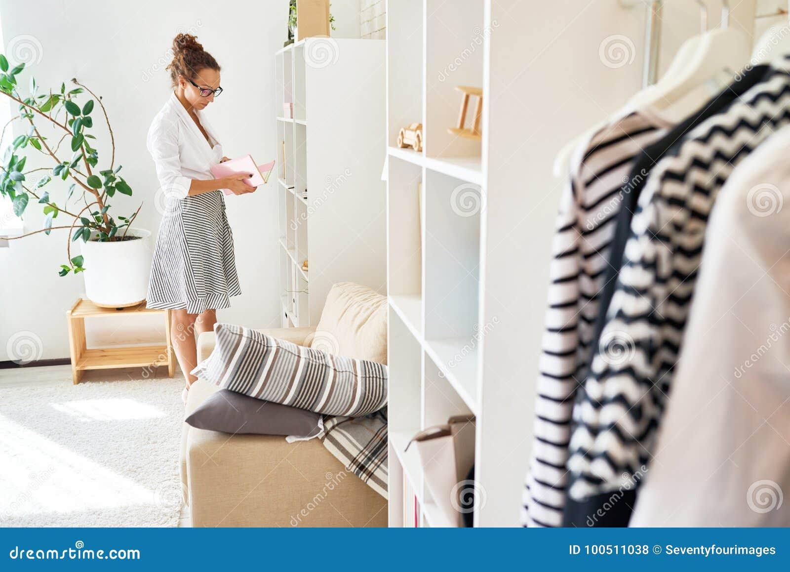 Modern Fashion Designer Stock Photo Image Of Fashion 100511038