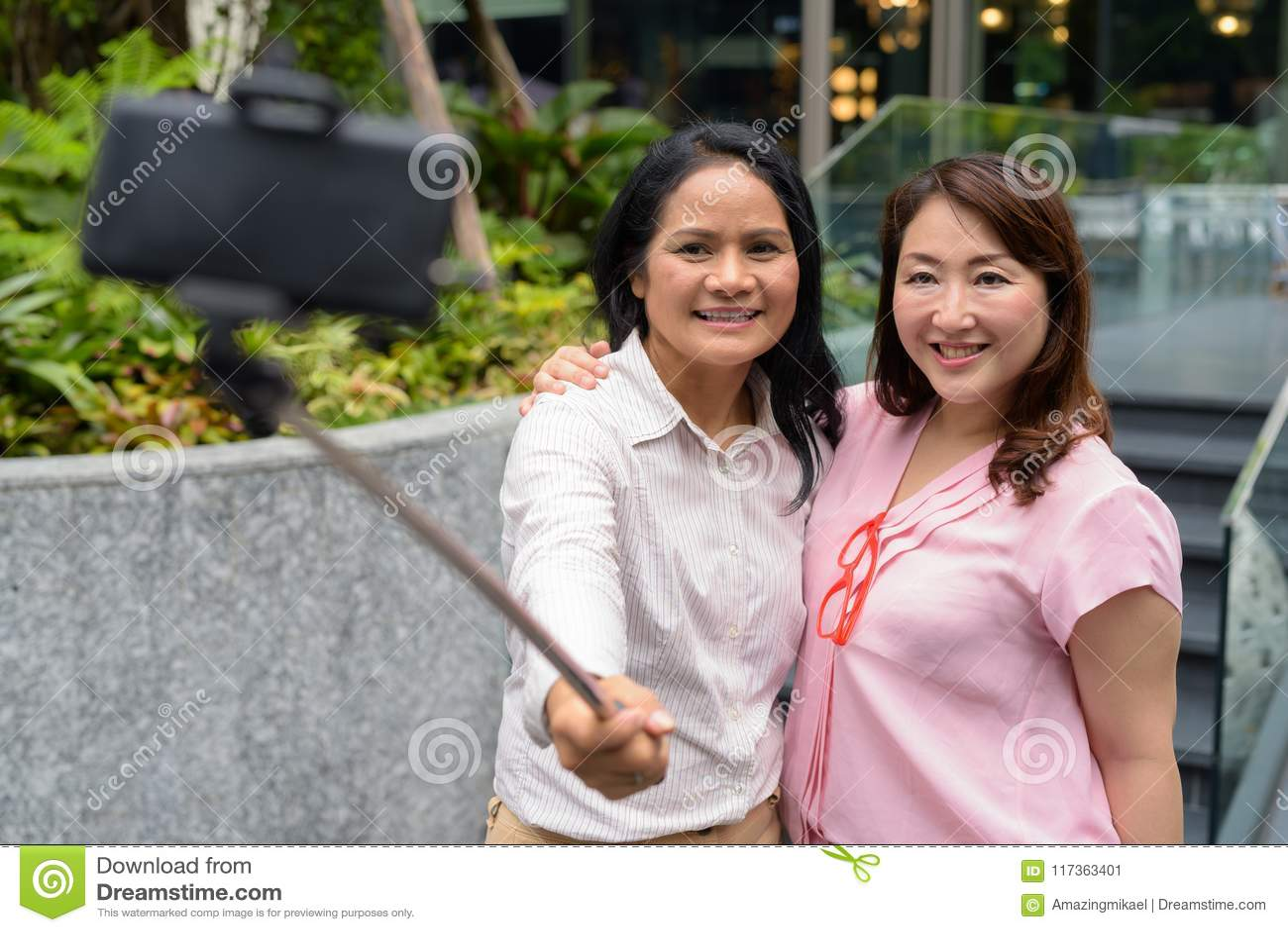 Bangkok mature