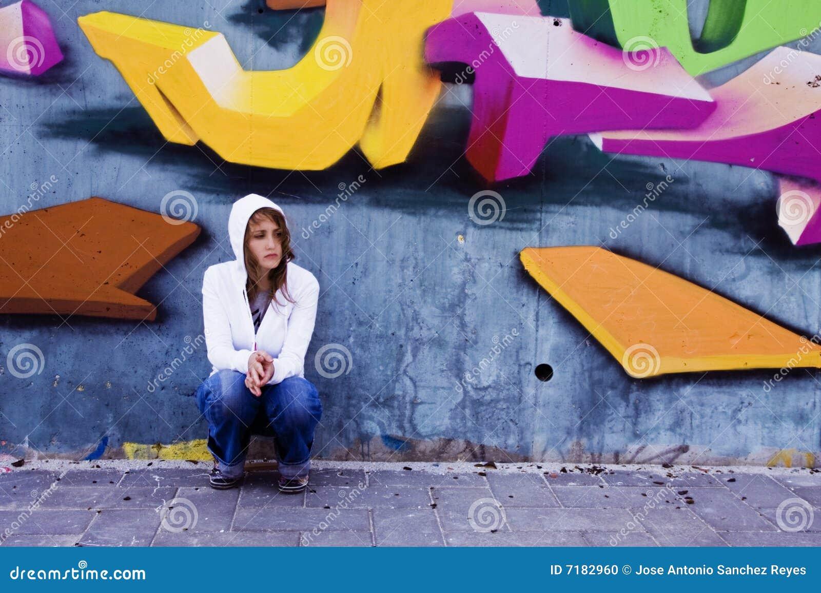 Portrait urban