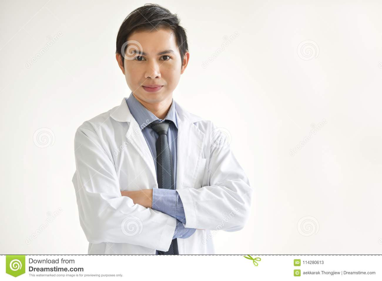 Final, Asian male doctor opinion you