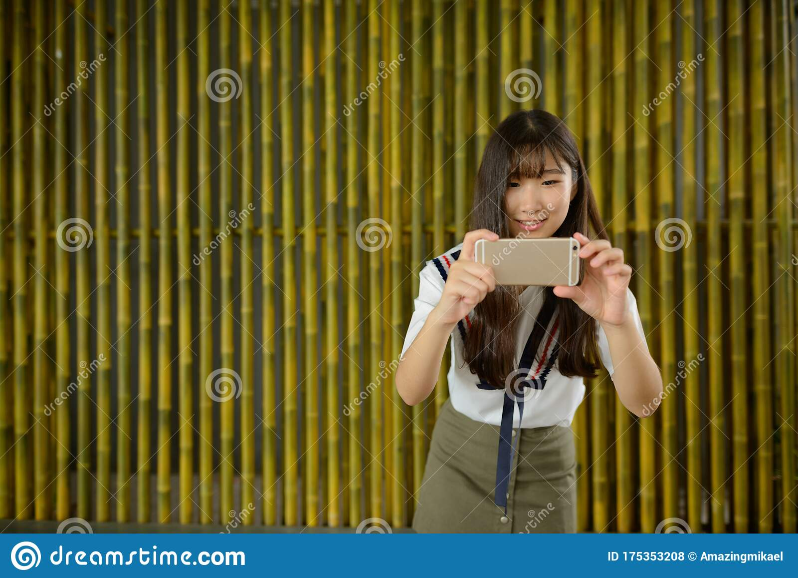 Innocent Teen Stock Photo - Image: 490770
