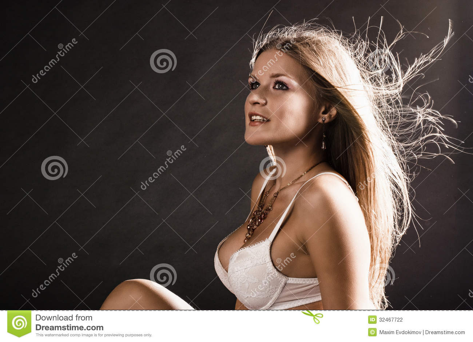 Erotic young girl photography