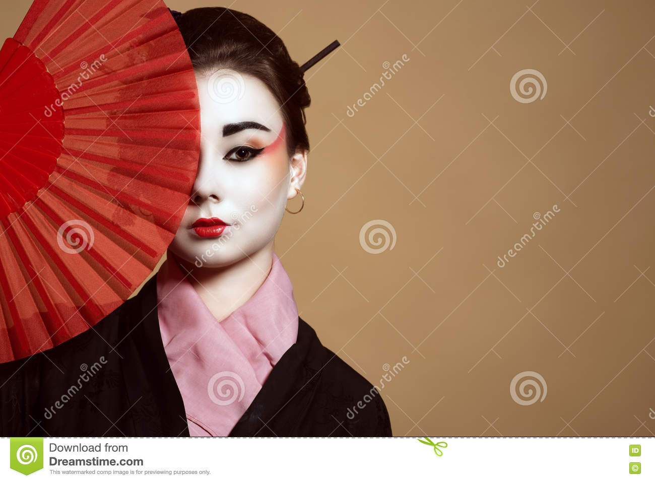behind the red kimono See more ideas about japanese kimono, geishas and japanese culture   maiko will commonly wear red or white patterned collars, whereas geisha will  wear plain white  modern geshia (the back of the obi is in front indicates  geshia.
