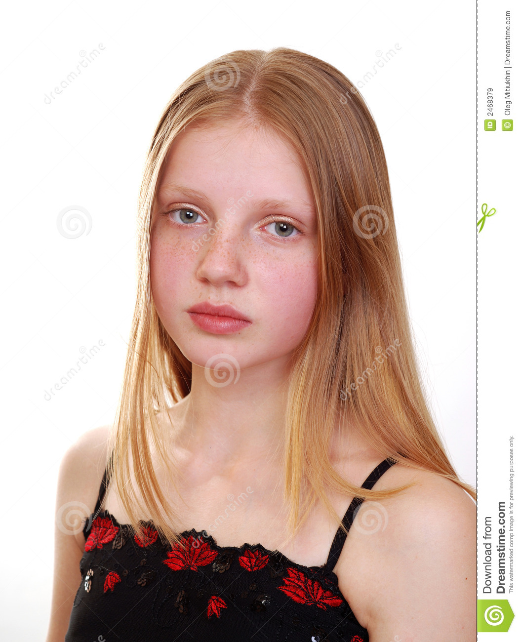 Portrait Of Young Model Royalty Free Stock Images Image