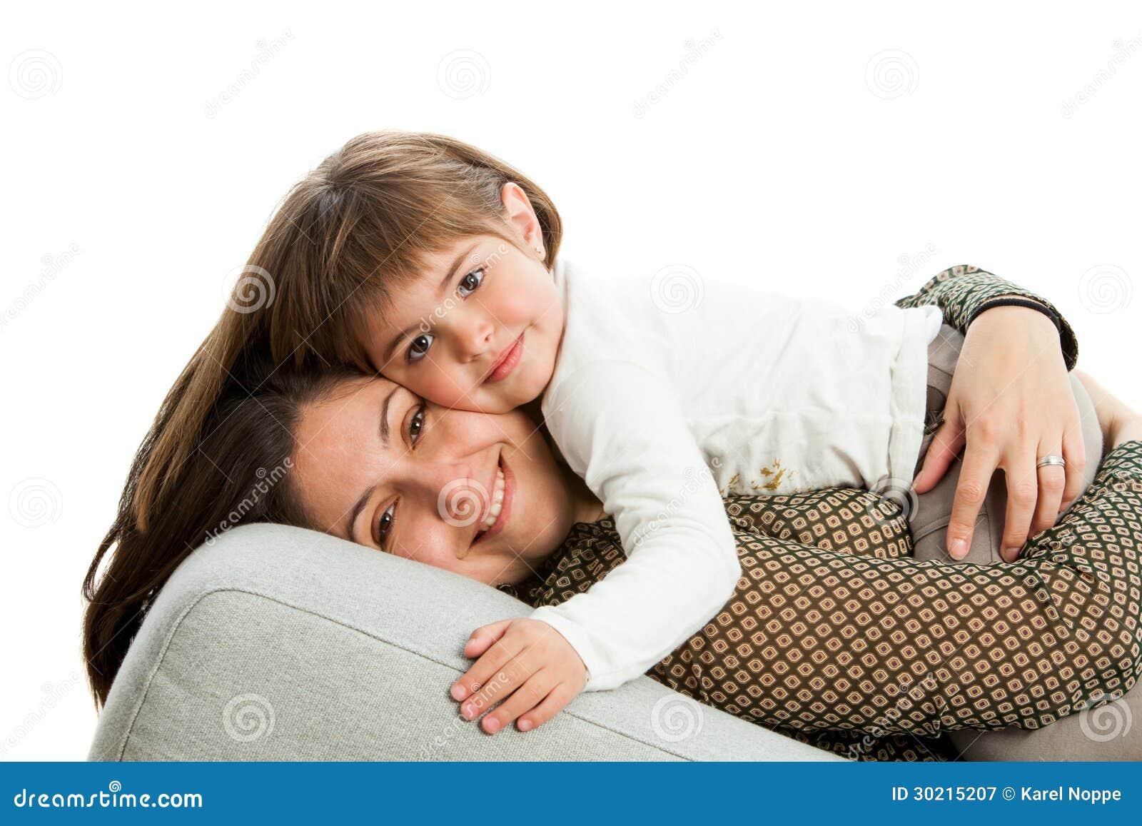 Mom Daughter Lesbian Yoga