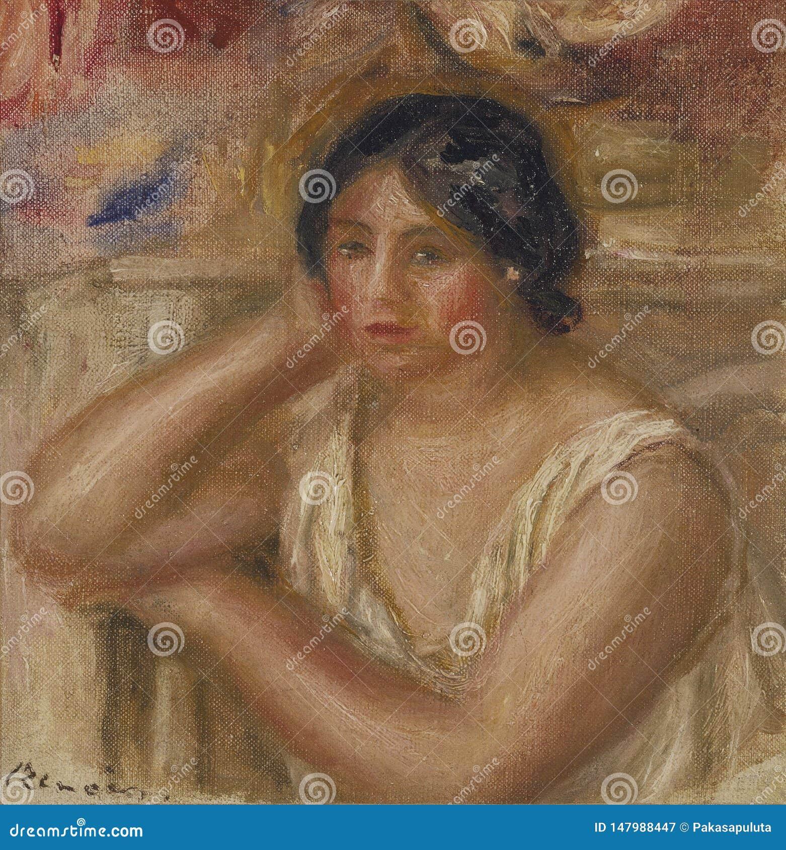 Portret De Gabrielle