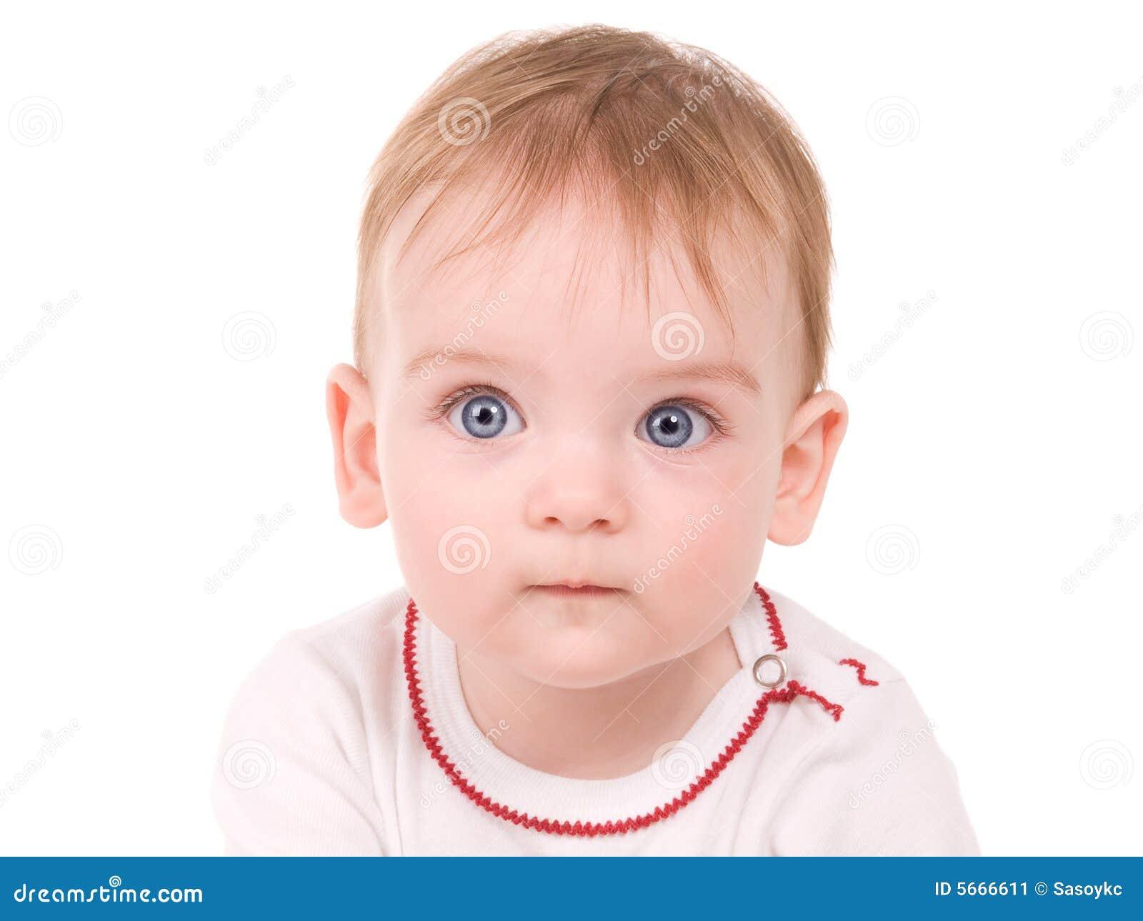 Portret dziewczyny piękne dziecko