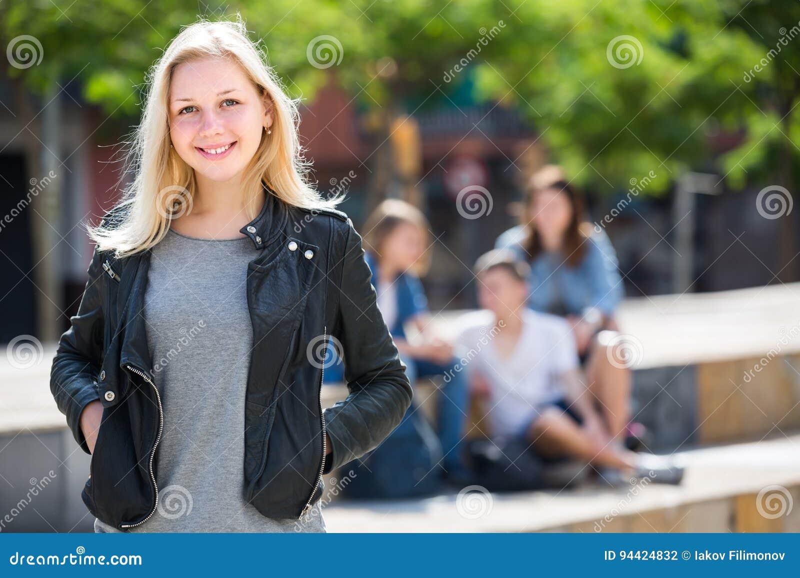 Nastolatki dziewczyny fotki
