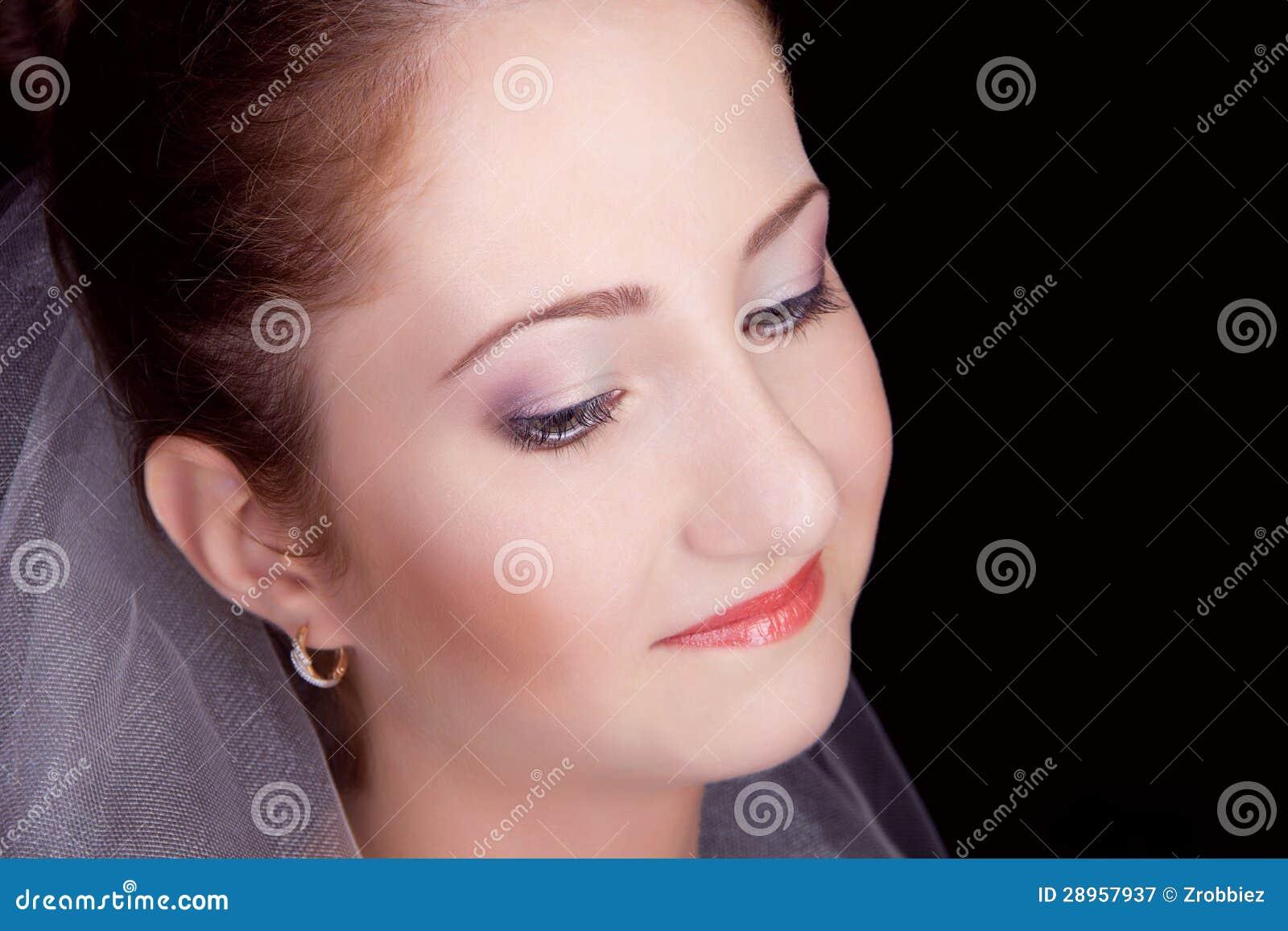 Portret panna młoda