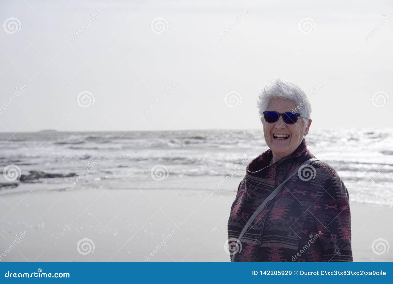 Portret starsza osoba
