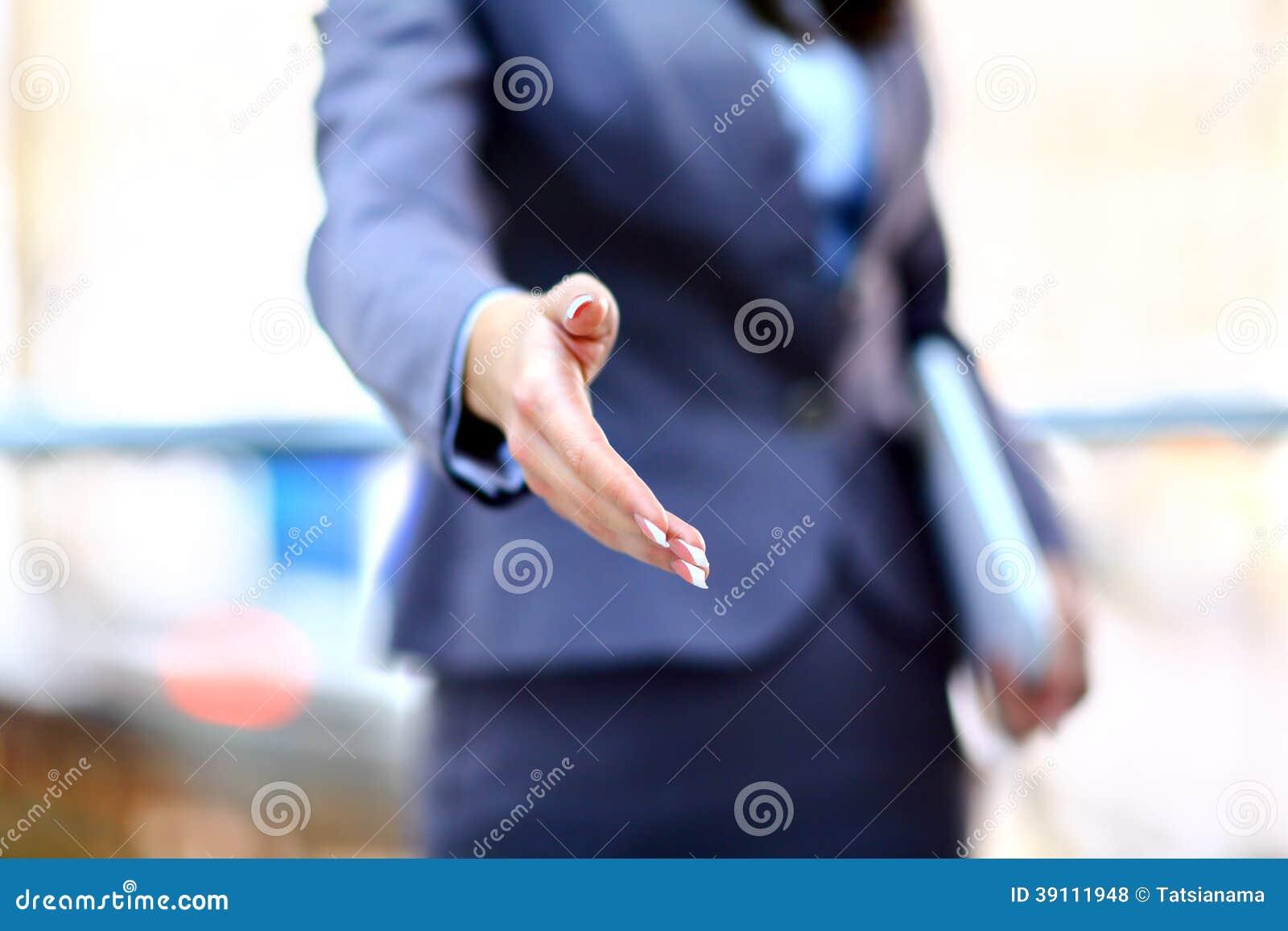 Portret van een succesvolle zakenman