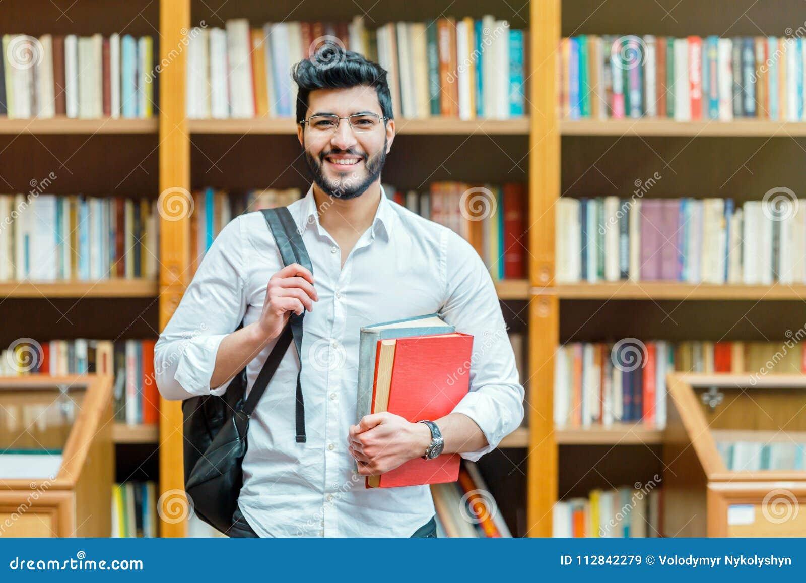 Portret van student
