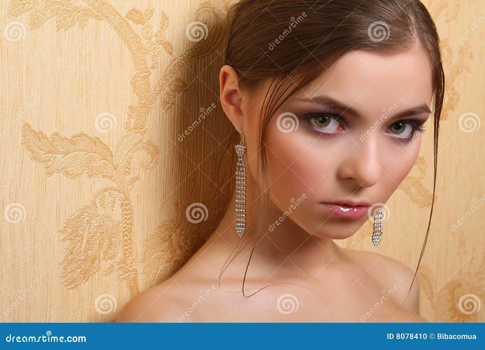 Portret van vrouw