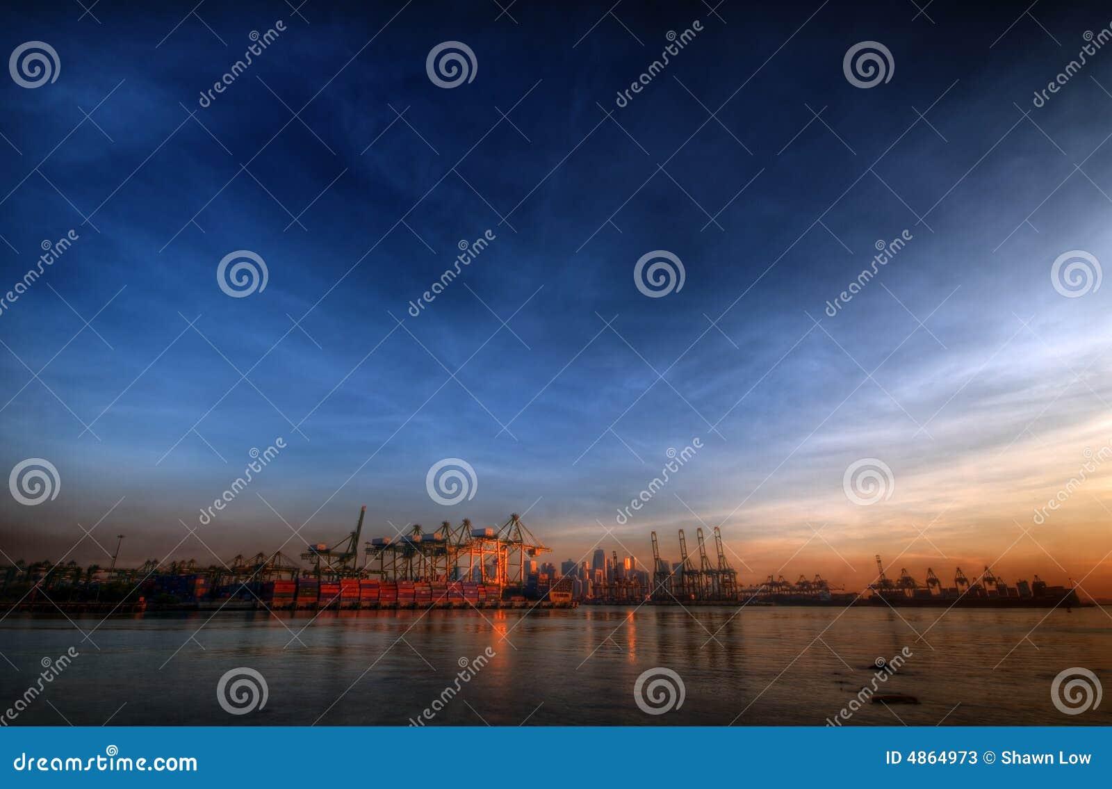 Ports de Singapour