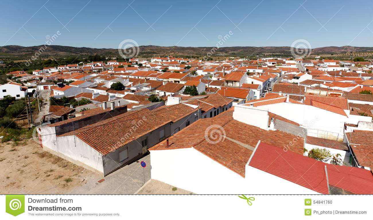 Portugal Alentejo Vidigueira Stock Photo Image 54841760