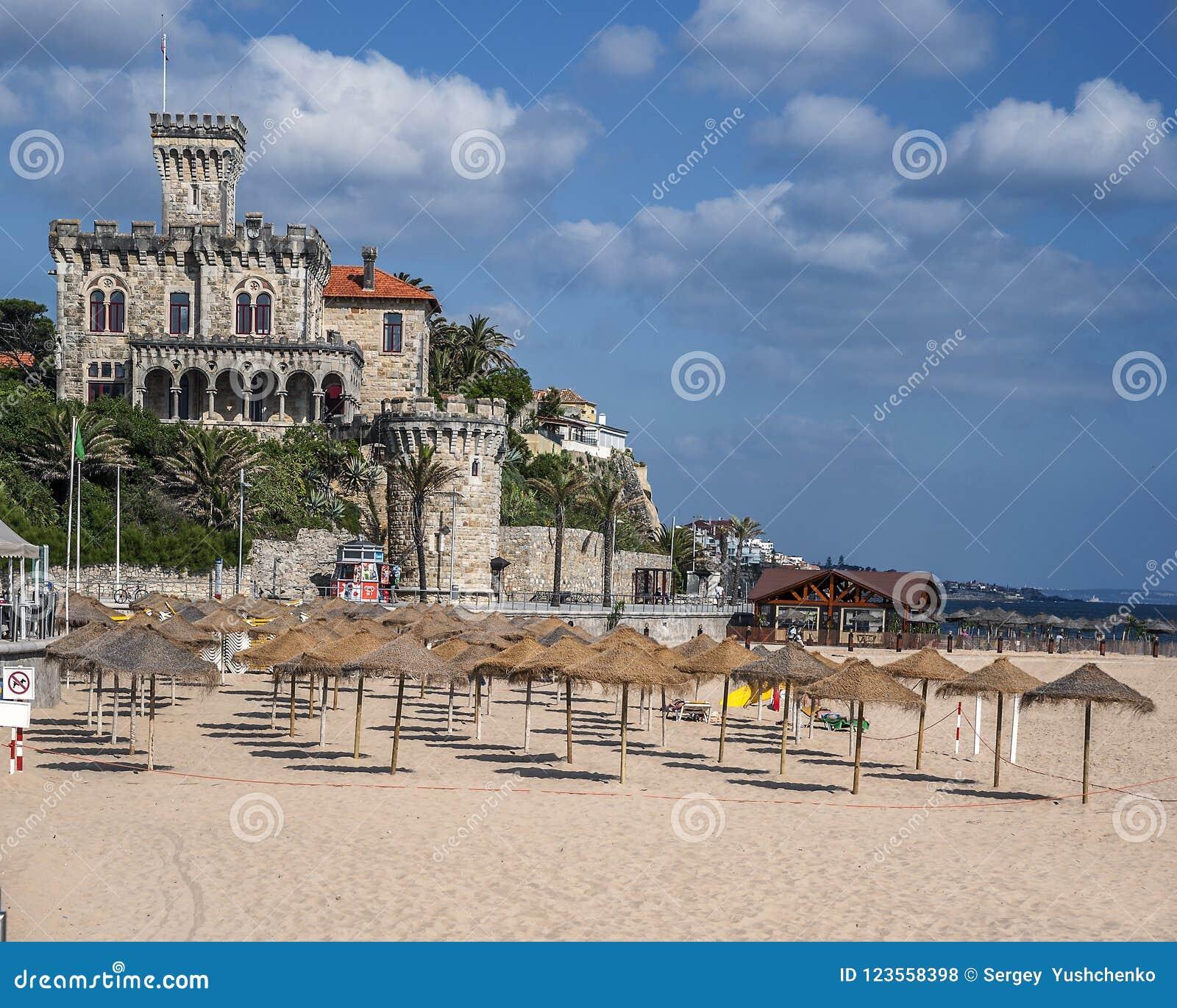 Portugal Cascais - Stadt und Seehafen gelegen unweit von Lissabon