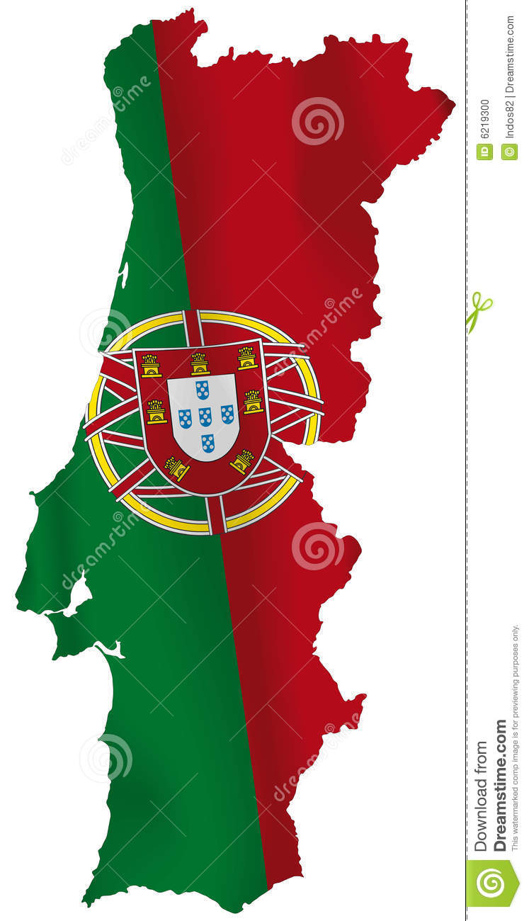 Portugal flagga