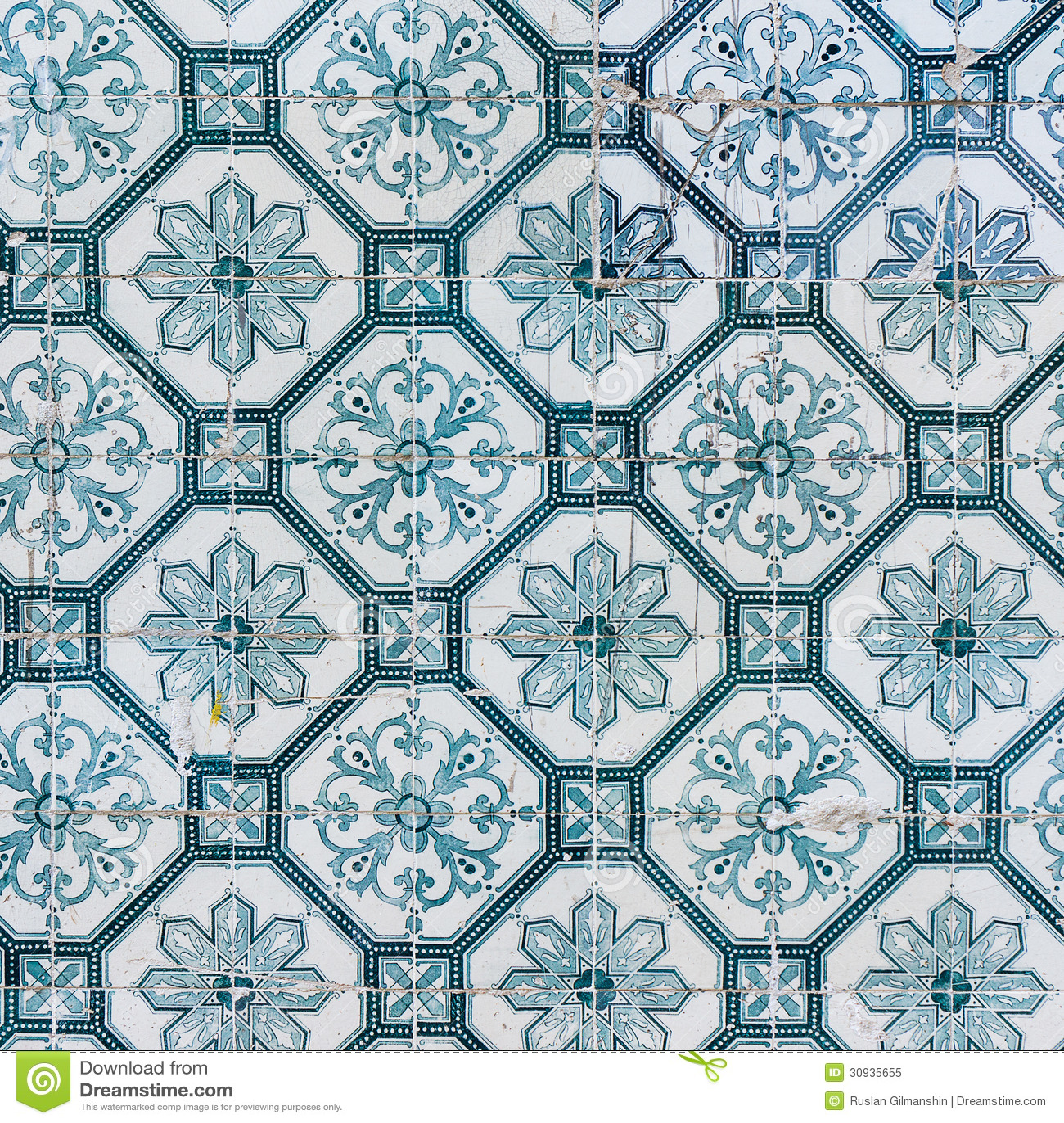 Fliesen Portugal : Portugal-Fliesen Lizenzfreies Stockfoto - Bild: 30935655