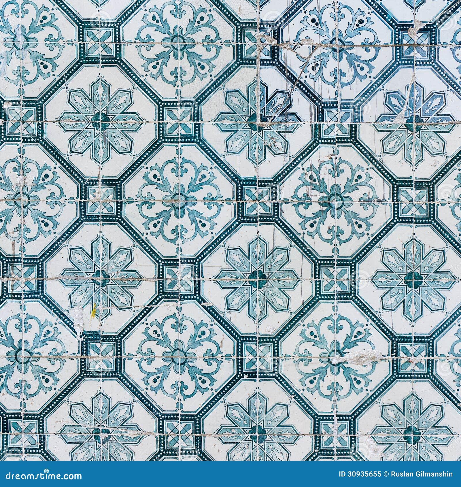 Portugal-Fliesen Lizenzfreies Stockfoto - Bild: 30935655