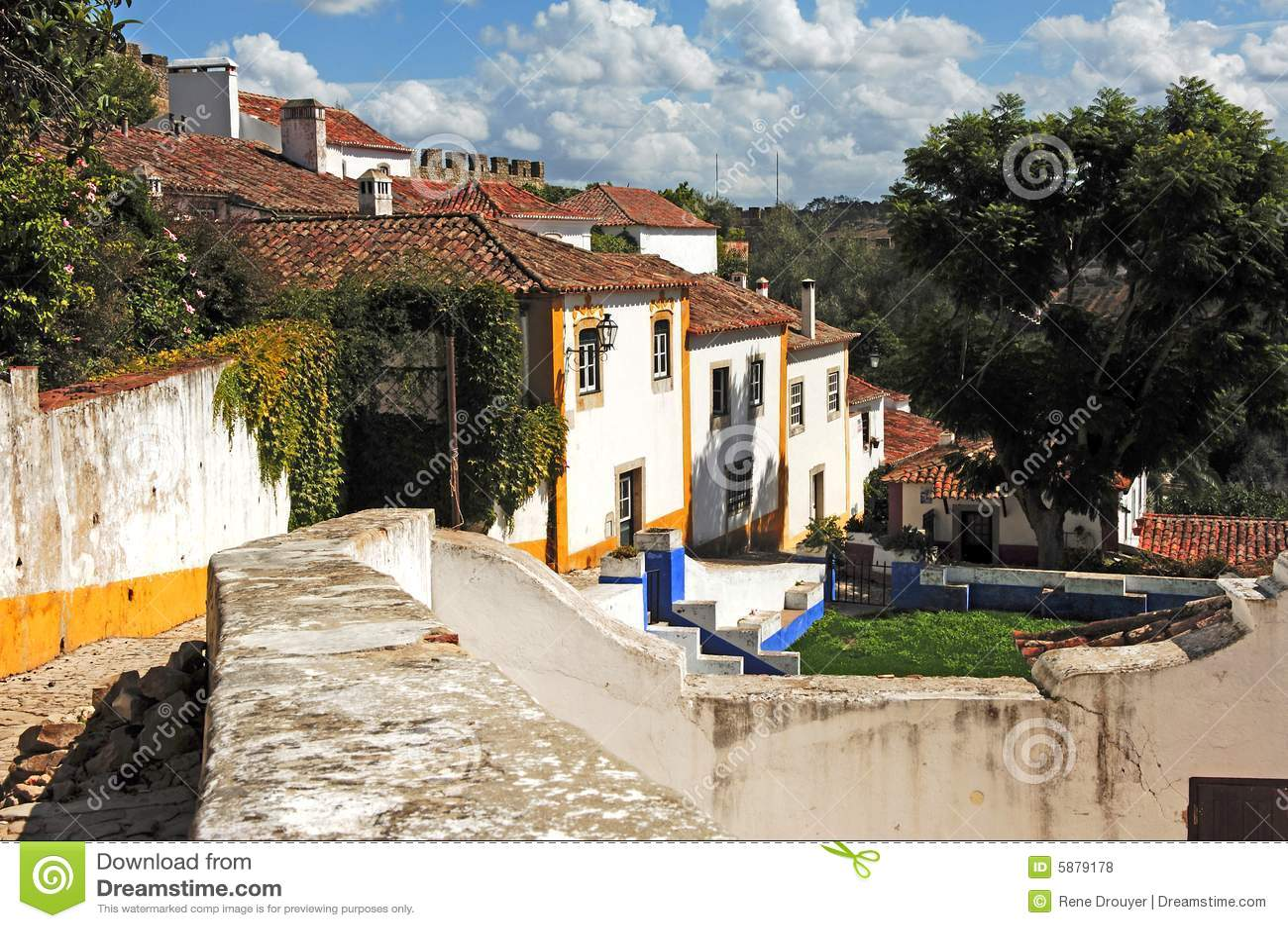 Portugal Obidos; uma cidade medieval