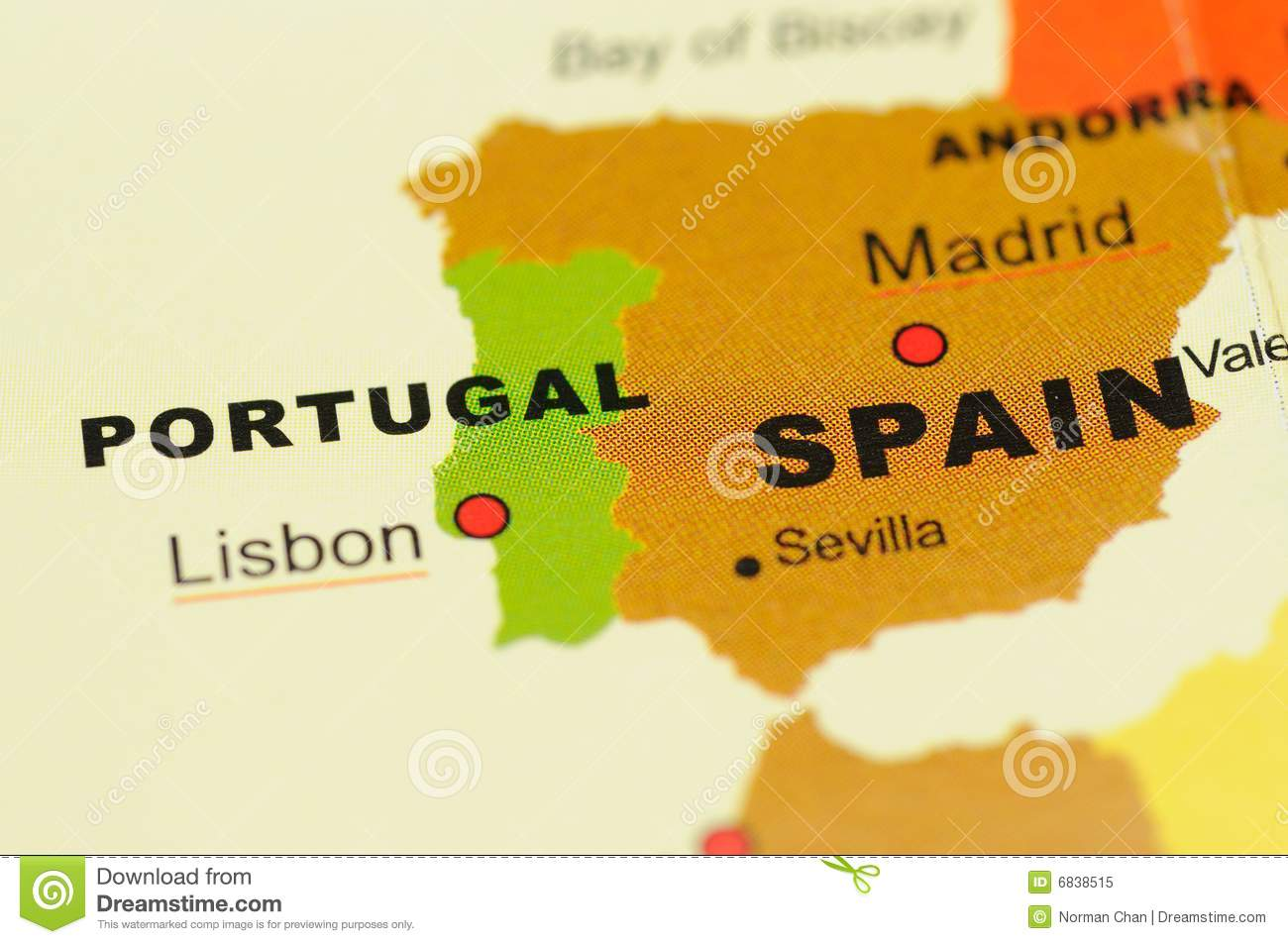 Portugal Map Stock Images - Download 851 Royalty Free Photos