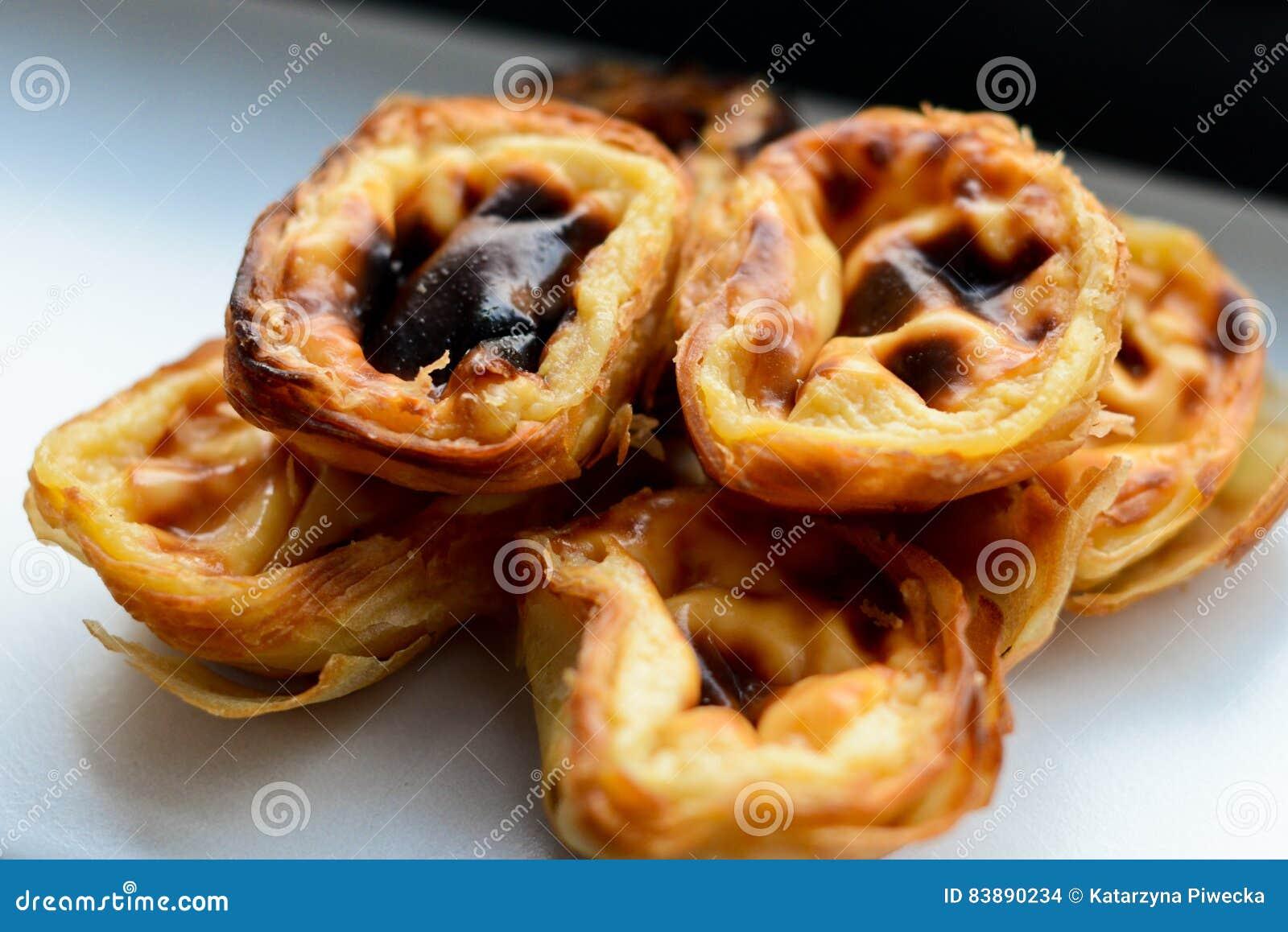 Portugese gebakjes