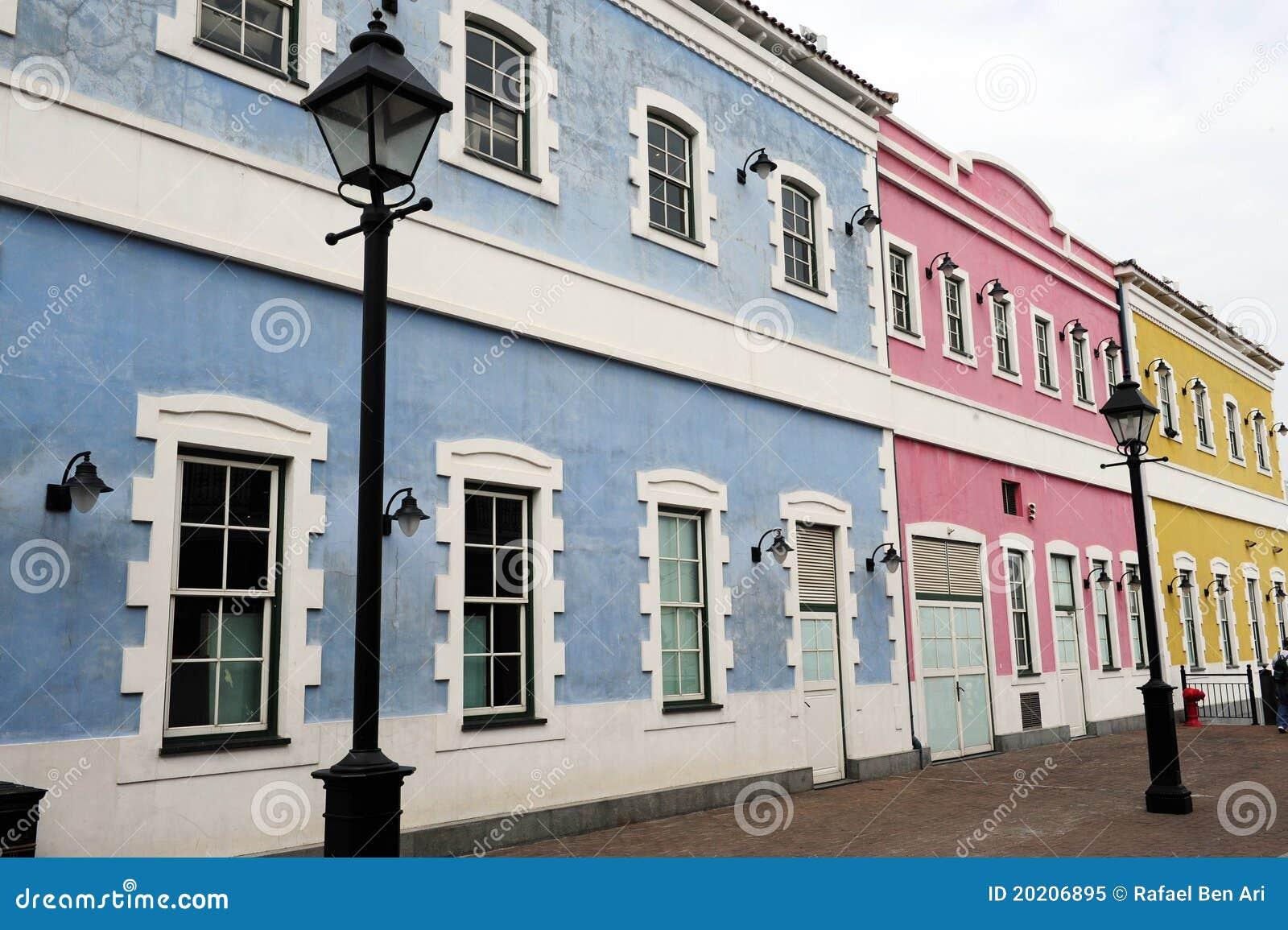 Portuguese Architecture Royalty Free Stock Photo Image