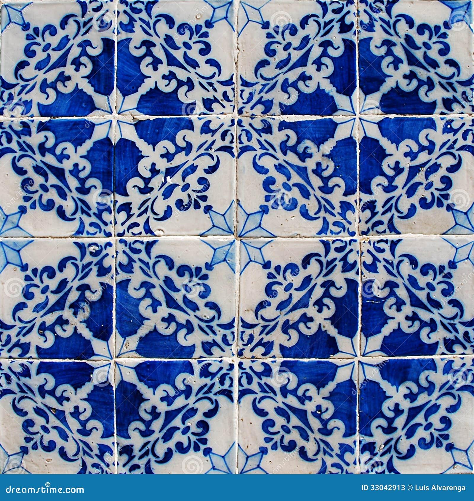 Portuguese Azulejos Stock Image Image Of Handcraft