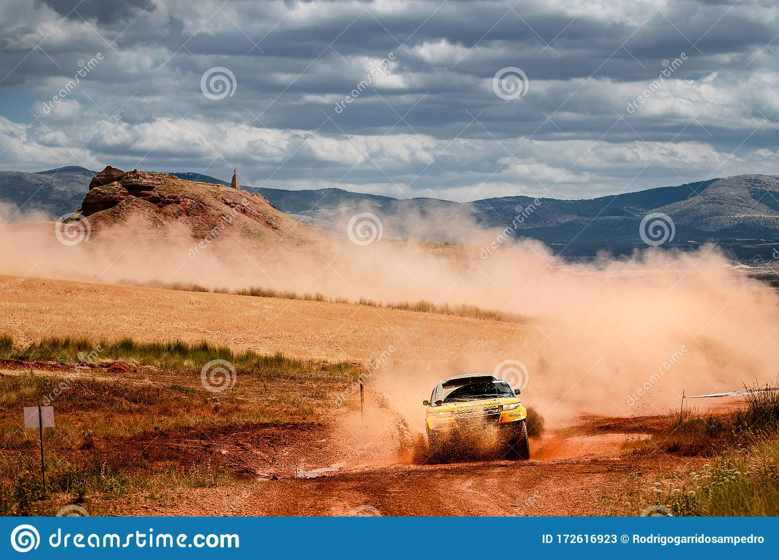 Portuguese Driver Helder Carapeta And His Codriver Rui ...