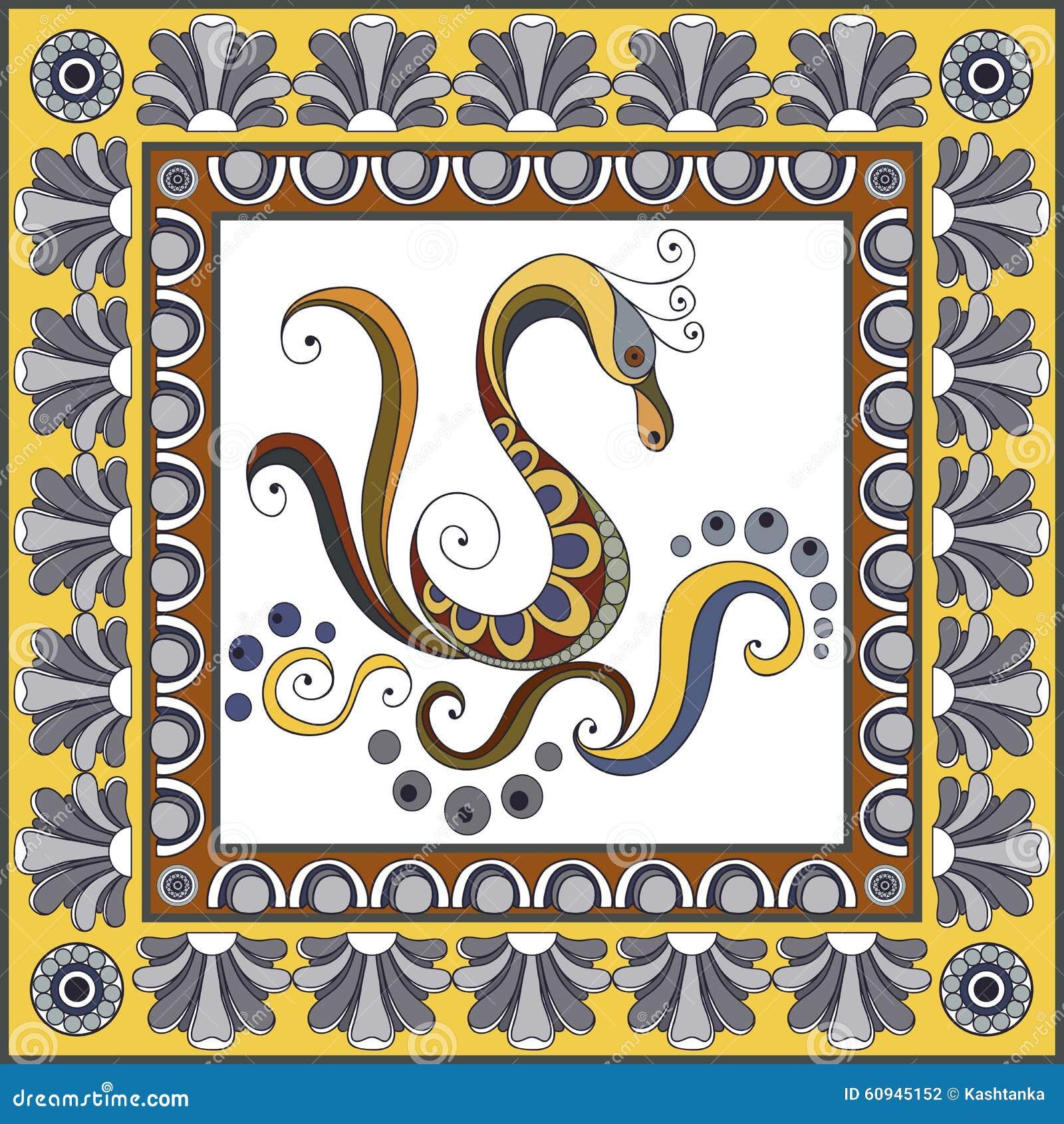 Portuguese pattern 2 stock vector. Illustration of ceramic ...